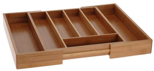Cutlery Onesie Extendable-Bamboo Cutlery Box Cutlery Insert Cutlery Box