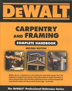 DeWalt-Carpentry-and-Framing-Complete-Handbook-Paperback-by-Brackett-Gary