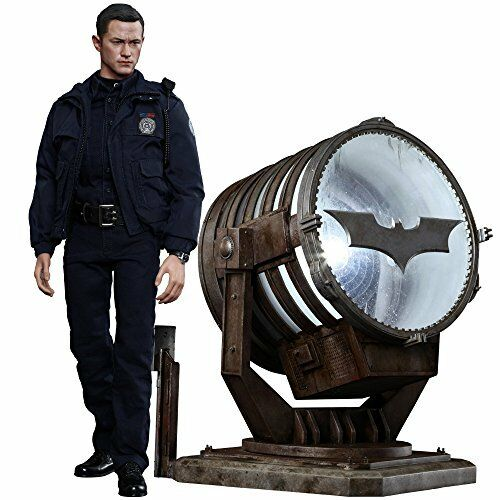 NEW Movie Masterpiece Dark Knight Rises JOHN BLAKE 1 6 Action Figure Hot Toys