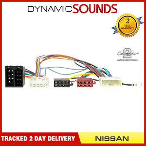 CT10NS05-Perroquet-Sot-Adaptateur-Faiseau-T-Iso-Cable-Cablage-pour-Nissan