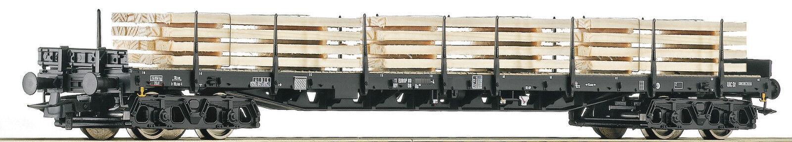 ROCO 76773 Vagón argentoforma EP VI CARGA CON CAMBIO DE EJE Si lo desea para