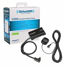 SIRIUSXM SXV200V1 2.0 CONNECT SIRIUS VEHICLE SATELLITE RADIO HIDEAWAY TUNER