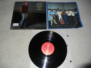 Willie-Nelson-Somewhere-Over-the-Rainbow-1981-Classic-VG-STEAM-CLEANED