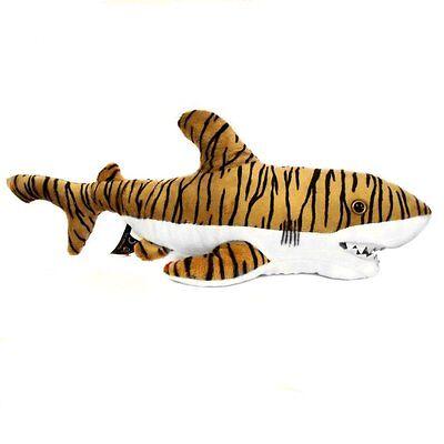 47cm Tiger Shark Soft Toy