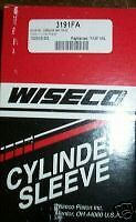 HONDA CR250 WISECO CYLINDER SLEEVE CR 250 1986