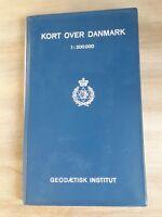 Find Kort Over Danmark I Andre Boger Og Blade Kob Brugt Pa Dba