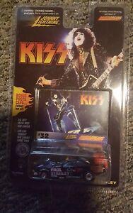 Johnny-Lightning-KISS-Paul-Stanley-32-1997-Funny-Car-NIP