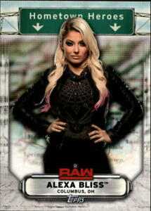 2019-Topps-WWE-Raw-Wrestling-Insert-Singles-Pick-Your-Cards