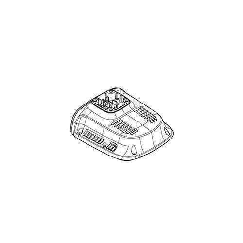 HM1812 Original Makita Part # 455502-5 HANDLE BASE A