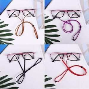 b8d478669720 Image is loading 6Pcs-Glasses-Holder-Neck-Cord-Strap-Eyeglass-String-