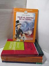 VIAJE AL CENTRO DE LA TIERRA- VERNE Graded Spanish Literature Libros en Espanol