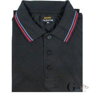 Men-039-s-Dri-Fit-Causal-Cotton-Polo-Shirt-Jersey-Short-Sleeve-Sport-Causal-Golf-T