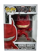 513 Marvel Venom Vinyl Figure Funko Pop Venomized Daredevil Free P/&P BNIB