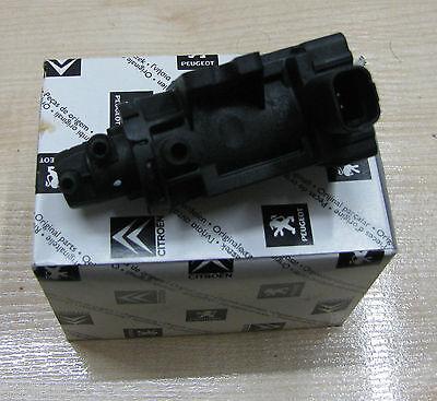 OEM Turbo Pressure Solenoid Valve Citroen C2 C3 C4 C5 II Berlingo 1.6 HDi 1618C9