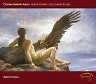 Charles-valentin Alkan Grande Sonate Trois Grandes tudes CD