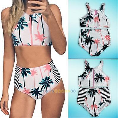 Sexy Women Push up Padded Bra Bandage Bikini Set Swimsuit Swimwear Bathing Suit