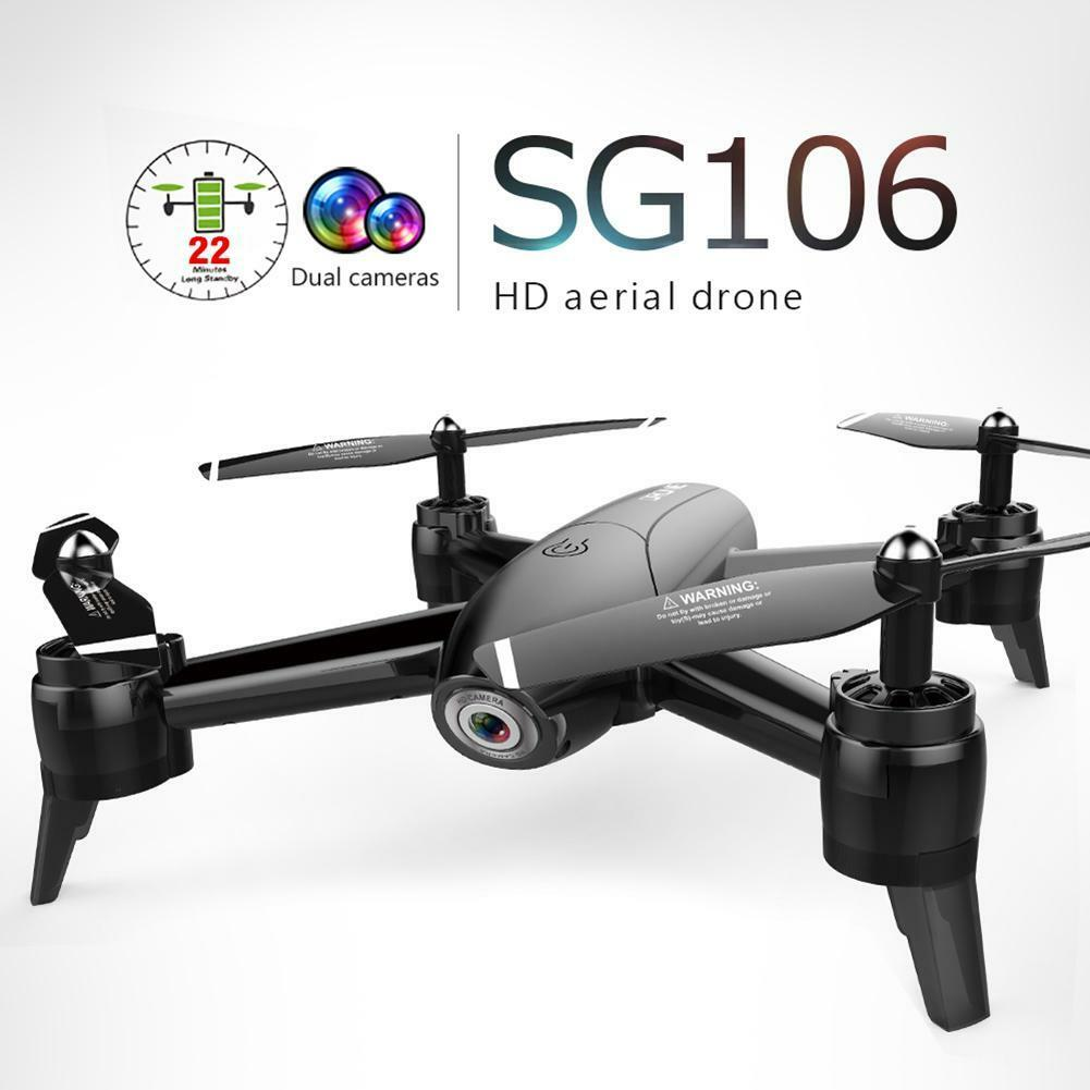 SG106 1080P Optical RC RC RC Drone Camera FPV WiFi APP Control Quadcopter Helicopter 3d8bed