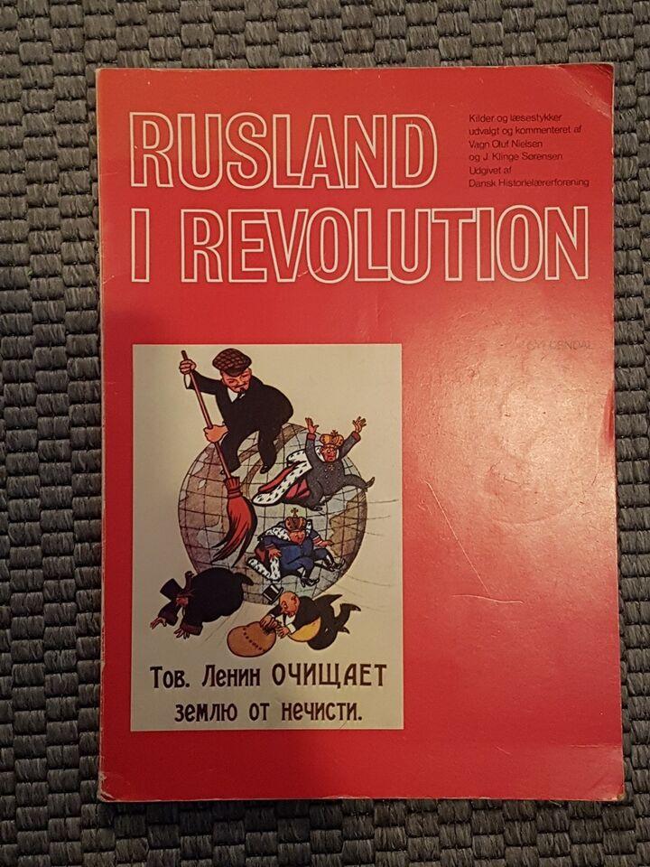 bøger om rusland