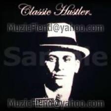 XL Classic Hustler Meyer Lansky Bugsy Siegal Jewish Mob Mafia Mug Shot Rap Shirt