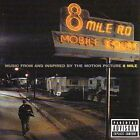 8 Mile [Music from and Inspired by the Motion Picture] [PA] by Eminem (CD, Oct-2002, Polydor)