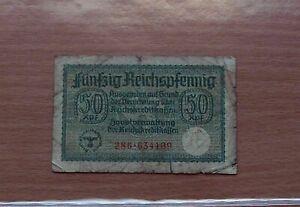 GERMANY-50-REICHSPFENNIG-THIRD-REICH-ban-253