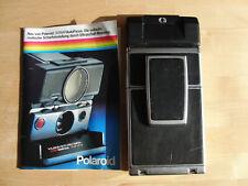 Polaroid SX-70 / Land Camera / Sonar Autofocus