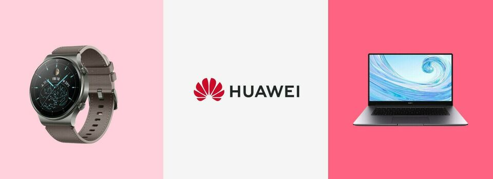 Use code PSPR20 - Spring sale! 20% off* Huawei