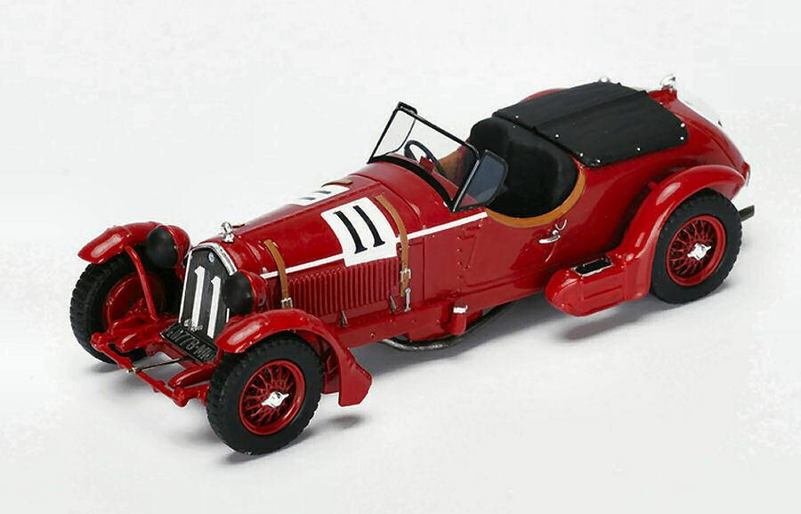 Alfa Romeo 8C  11 2nd Lm 1932 F. Cortese   G.B. Guidotti 1 43 Model S3879