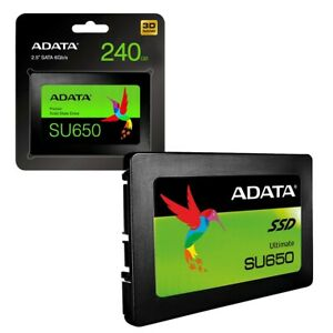 ADATA-SU650-240GB-3D-NAND-2-5-inch-SATA-III-High-Speed-SSD-Solid-State-Drive