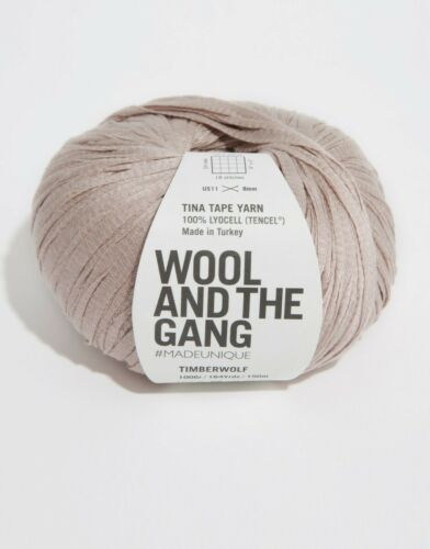 "Wool and the Gang /""Tina Tape/"" Craft Yarn"