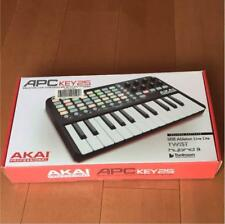 Akai Professional APC Key 25 Ableton Live Performance Controller with Keyboard