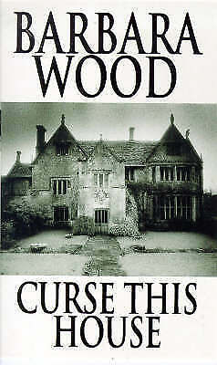 Curse This House by Wood, Barbara, Good Book (Paperback) FREE & Fast Delivery!