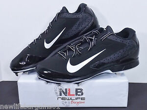 3c4055b471462 Nike Air Huarache Pro Low Metal  599233-001  Men s Size 13.5 Black ...