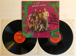 Frank-Zappa-Pop-History-Vol-7-1971-Import-1st-Press-NM-Ultrasonic-Clean