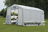 10x20x8 Shelterlogic Organic Greenhouse Outdoor Grow Gardening Portable 70658