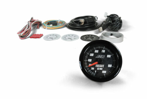"AEM Water 1//4/"" SAE New Methanol Injection FLow FAIL SAFE Monitor Device Kit"