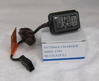 Power Wheels 74230 Harley Davidson Lil Motorcycle 6 Volt Blue Battery Charger