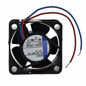 For-ebmpapst-412-H-130mA-12V-4cm-1-6W-cooling-fan