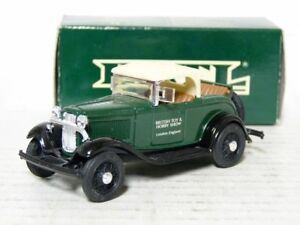 ERTL-1-43-1932-Ford-A-Roadster-De-Luxe-Diecast-Model-Car-UK-Toy-Fair-1993