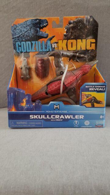 """MonsterVerse GODZILLA VS KONG """"SKULLCRAWLER"""" -  NEW IN HAND"""