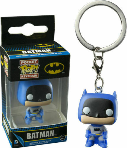POP Poche Keychain Batman Classic Figurine Funko 64303