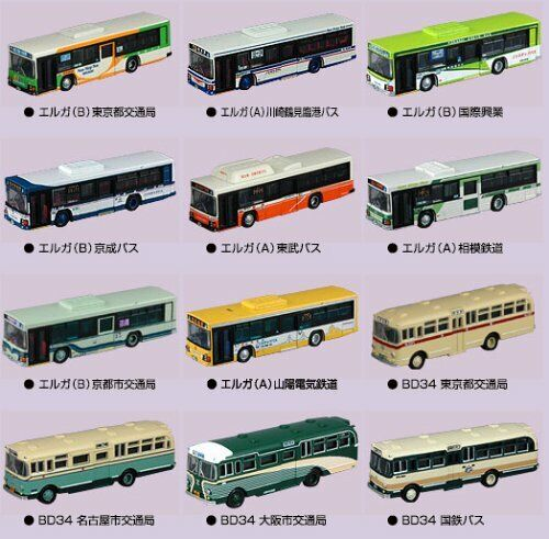 The autobus Collection 7th 12 containing scatola