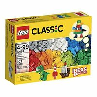 LEGO Basic Extra Bricks Black (804)