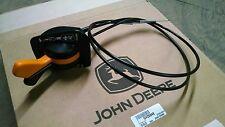 JOHN DEERE OEM THROTTLE CHOKE CABLE GY20948 125 145 155C LA120 LA140 LA155 LA175