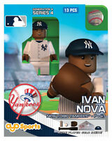 Ivan Nova Oyo York Yankees Mlb Mini Figure G4
