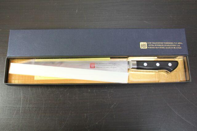 Goh Umanosuke Yoshihiro 1141 Serie Japanese Slicer Sujihiki Knife 27cm