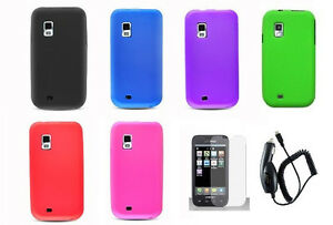 LCD-CC-Soft-Silicone-Cover-Case-for-Samsung-Galaxy-S-Mesmerize-SCH-I500-Phone