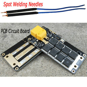 18650 Battery Box Assembly Spot Welder PCB Control Board DIY Spot Welding Pen