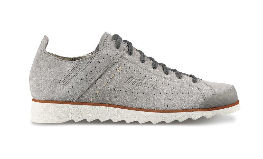 Dolomite Cinquantaquattro 54 travel Canvas Grey/Brik scarpe Casual