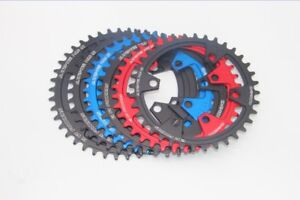 Fouriers Bicycle Chainring Circle BCD96 for XT M8000 11speed Narrow Wide MTB